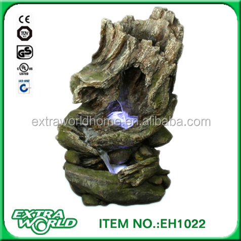 Naturel rocaille jardin ext rieur artificielle cascade fontaine id de produi - Cascade artificielle exterieur ...