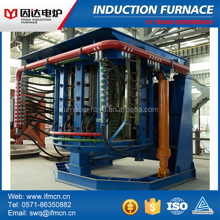 Medium Frequency Induction Furnace From China Suppliers And Scrap ...