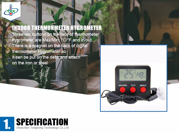 Thermo Hygrometer For Reptile Thermometer Hygrometer Reptile