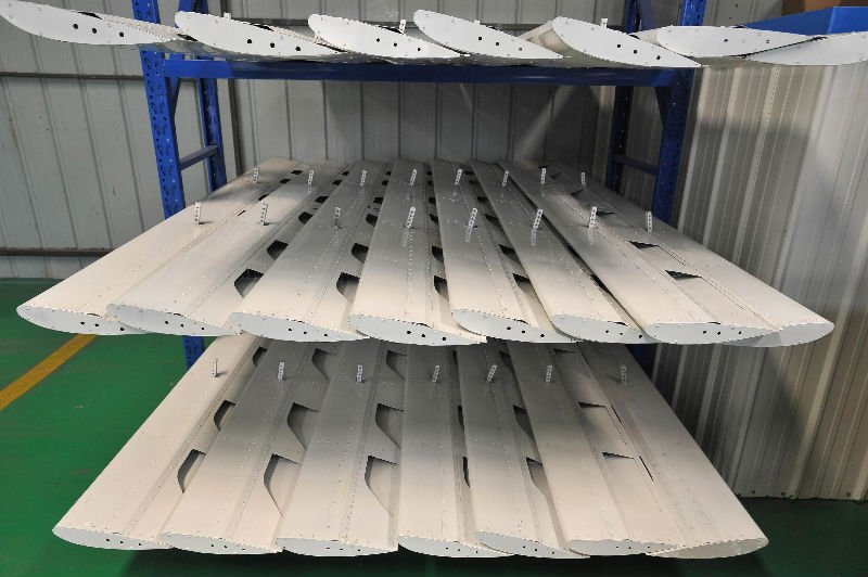 Aluminum Vertical Axis Wind Turbine Blades For Sale - Buy Vertical Axis  Wind Turbine Blades,Efficient Wind Turbine Blades,Wind Turbine Blades  Product
