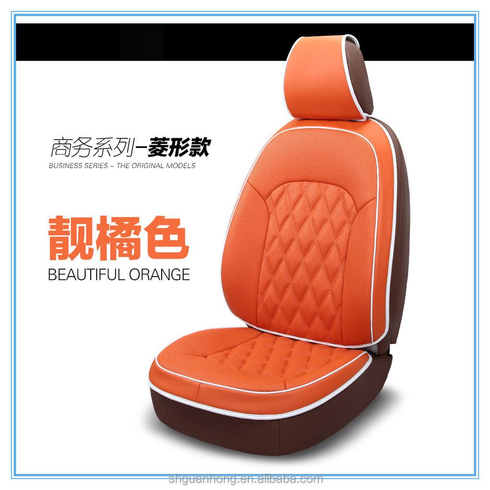 High Density Memory Foam Office Car Seat Cushion Black And Yellow ...