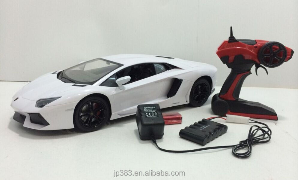 2 4g 1 10 Scale Lamborghini Aventador Lp700 4 Rc Car Buy