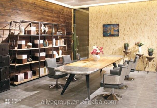 Scrivania Ufficio Legno Massello : Scrivania ufficio notarile legno massiccio ristrutturata anni