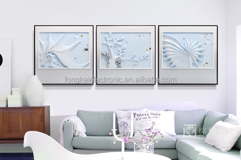 Cheap Modern Home Decor,Resin Painting,Wall-mounted