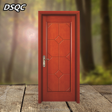 mahogany solid wood door interior wooden entry doors design