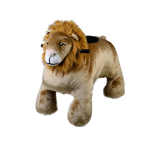 MZ5936 electric scooter animal riding strong lion boys videos car racing game machine on sale
