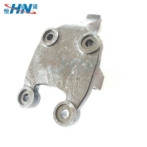 Professional grey truck auto spare parts heavy duty truck used truck steel bracket for benz 9483254909