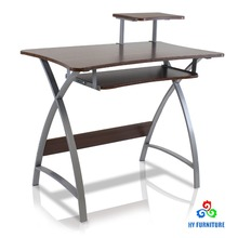 Office & home cheap PC table wooden desk for computer for sale