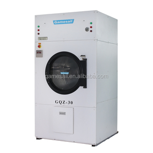 Industrial used gas clothes dryer