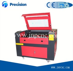jq 6090 100w laser machine for cutting and engraving