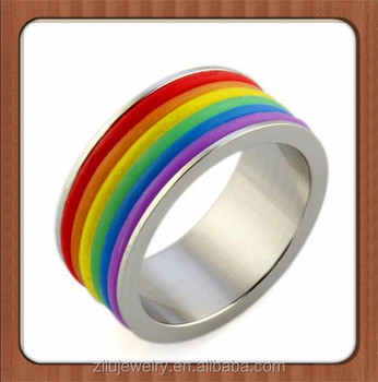 Кольца для геев лесбиянок