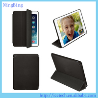 Smart Official original 1:1 Slim Leather Magnetic Cover For iPad mini case