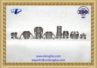 stainless steel 316 water quick connect camlock coupling type dust cap