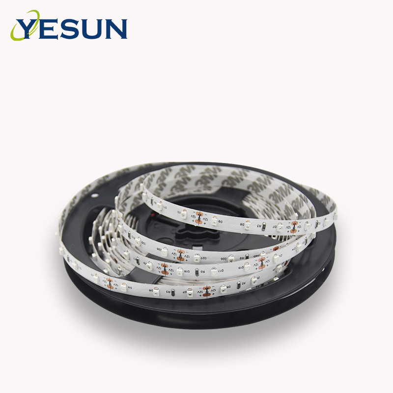 DC 12V N-Waterproof customization SMD 3528 flexible custom led strip light For Indoor lighting and decoration