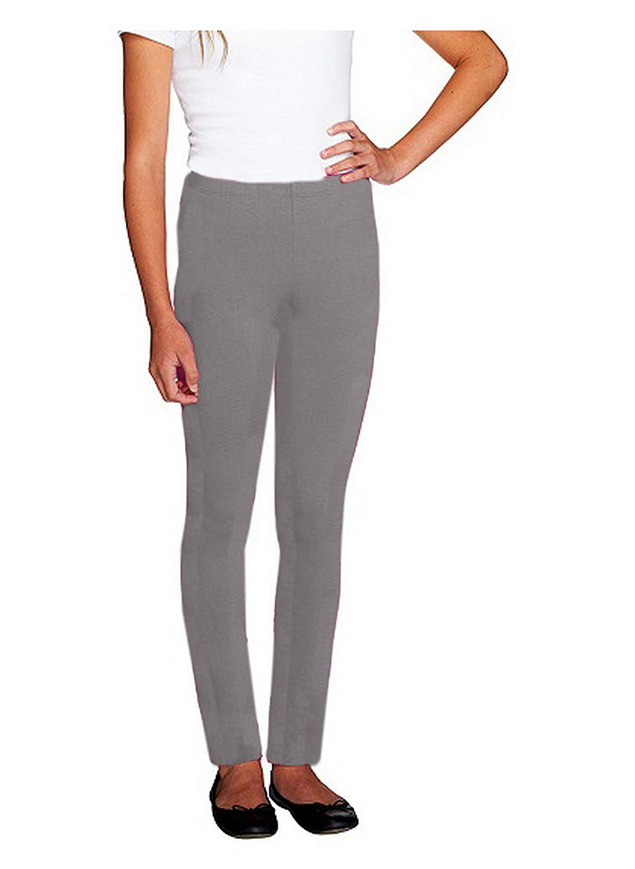 55a2cb01c64c Get Quotations · LOGO Littles Lori Goldstein Girls Knit Pull-On Slim Pants  280475RM