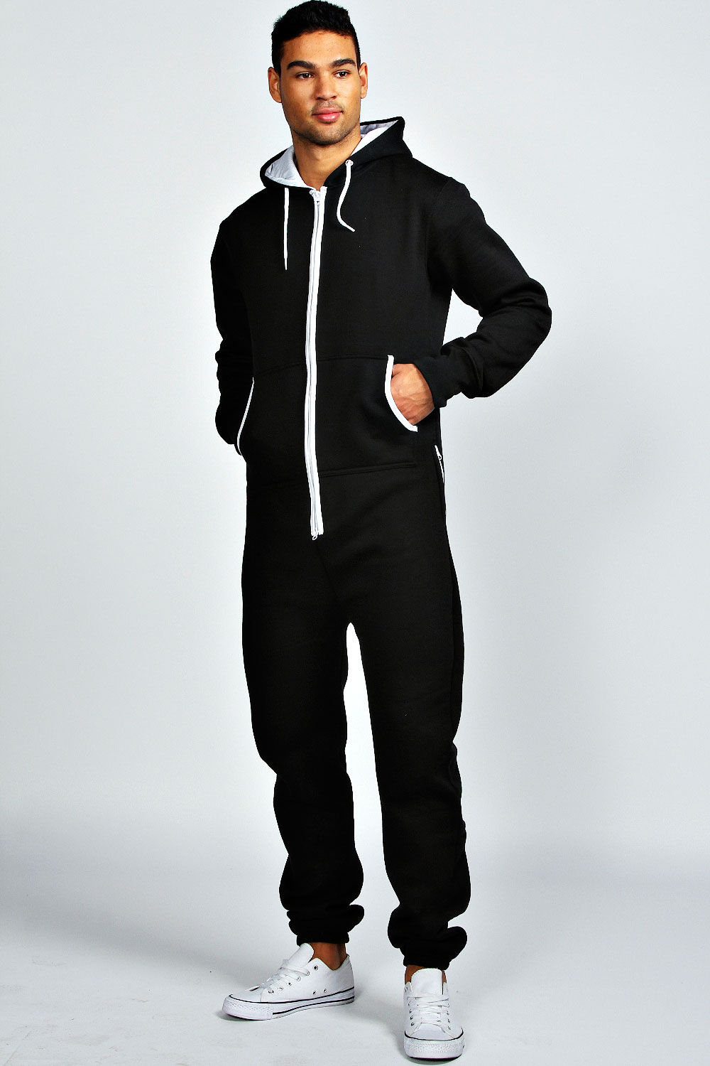 custom adult onesie plain colour