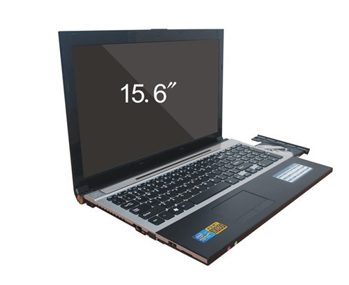 DG-NB1561 15,6 pulgadas windows7 Intel N2600 8 GB + 500 GB portátil