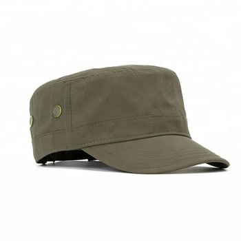 507c214e0ad5 Promotional Fashion Military Caps And Hats/ Army Cap Hat Men Flat Top  Military Cap With