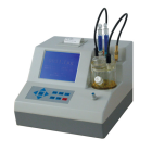 Coulometric Oil Water Content Analyzer Karl Fischer Titration Moisture Tester