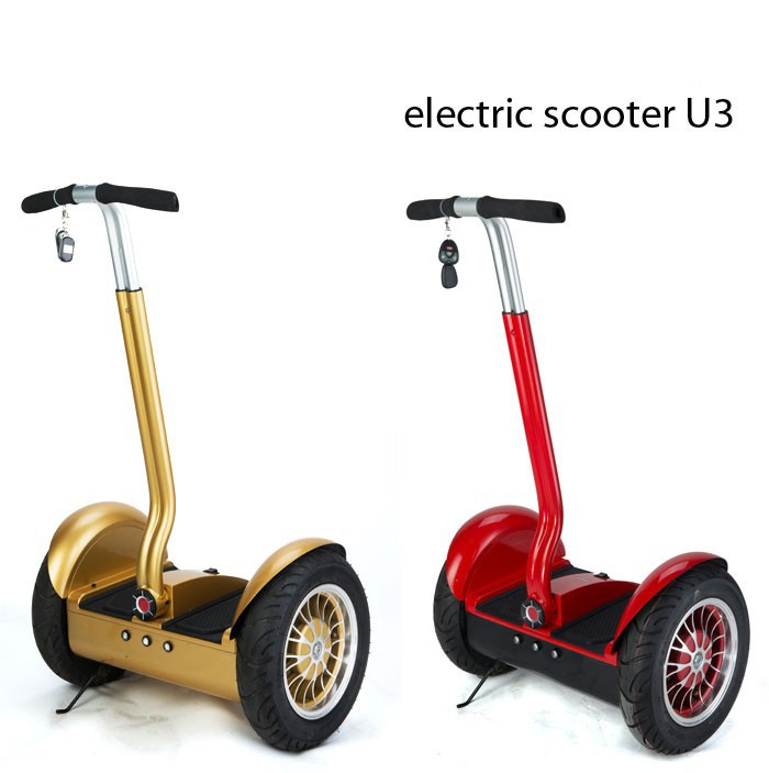 Off Road Two Wheel Self Balancing Electric Scooter Best