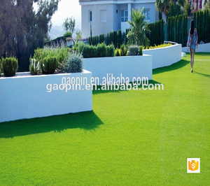 Wholesale price pp grass artificial turf grass / soccer synthetic turf artificial grass