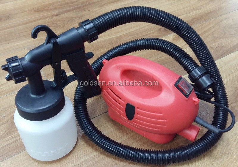 Hot Sale 450w Portable Hvlp Hand Held Paint Sprayer Electric Car ...