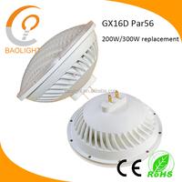 Indoor ceiling lighting Medium Flood gx16d PAR56 led bulb 120Volt 240Volt dimmable par56 light