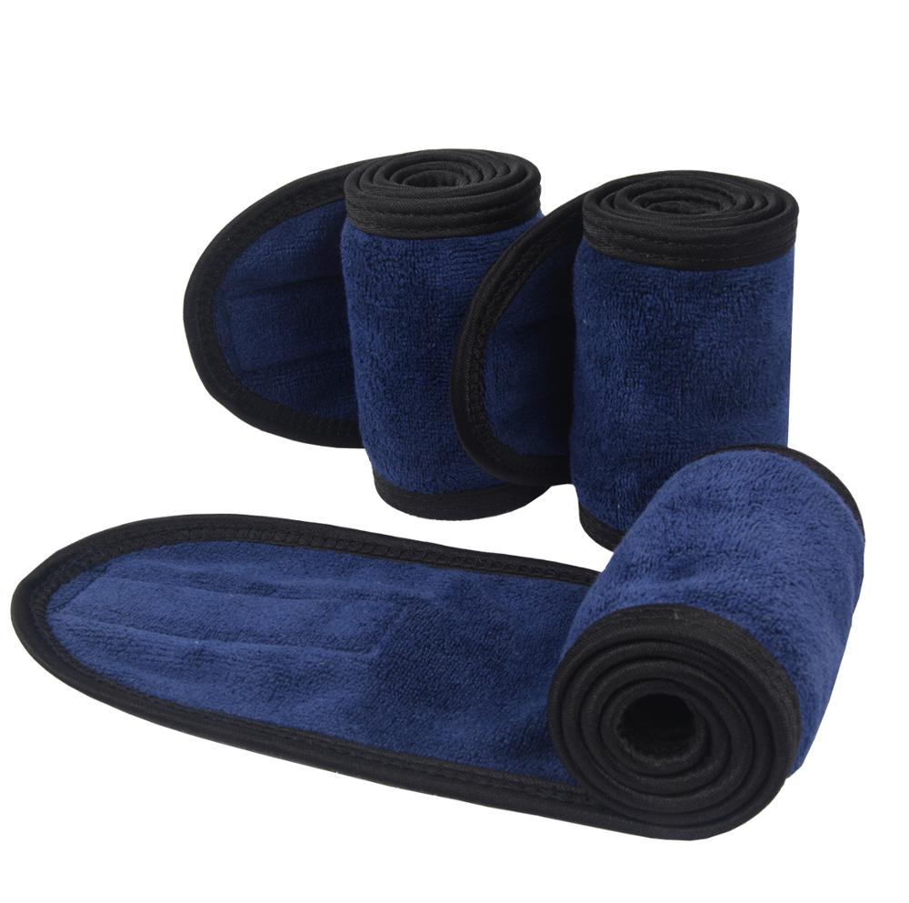 Sunland Microfiber Custom Spa Tube <strong>Headband</strong> For Bath