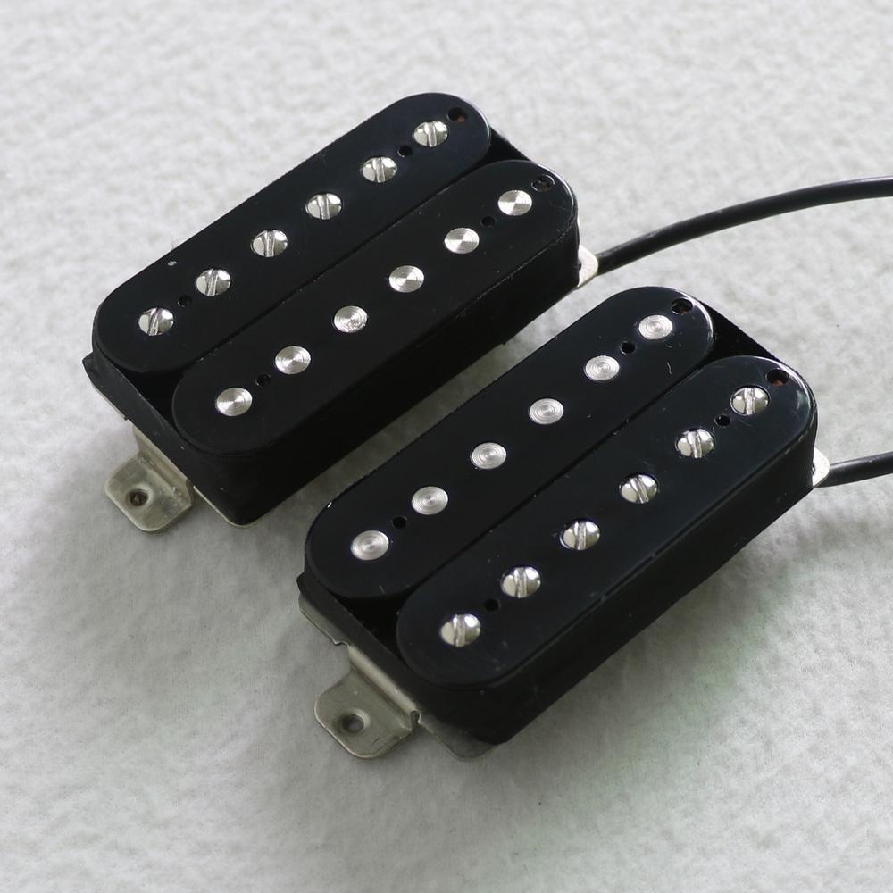 Magnet Bar für E Gitarre Humbucker Pickup 1 Satz Alnico 5 Polepiece w