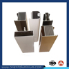 High quality aluminum extrusion profiles wall panels