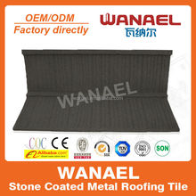 africa colorful stone coated metal roof tile factory guangzhou