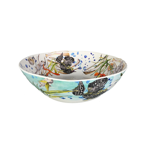 Fashionable home houesware items ocean theme melamine customized bowls
