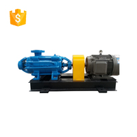 Multistage Pump Structure 25 bar Water Pump For Agriculture Field