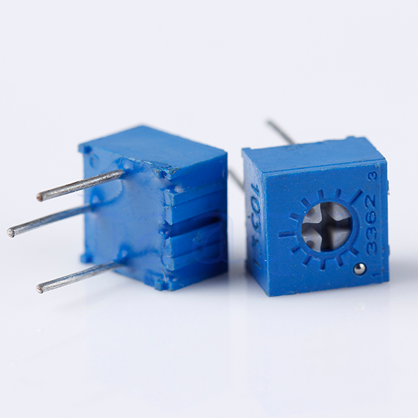 B5K B20K B10K B100K B200K B1M B500K B50K 135 pcs 9 values 3 shaft size knobless snap-in mini pot RK09 small Potentiometer Assortment Kit for PCB mount B1K