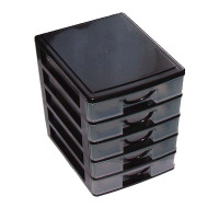 Wholesale cheap plastic drawer cabinet