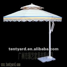 2012 Outdoor 3*3m Outdoor Umbrella Parts with 8 ribs