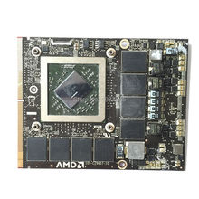 Original Genuine 2GB Graphic Card For DELL AMD 109-C29657-10 Radeon HD 6990M Display Video Card GPU Replacement Tested Working