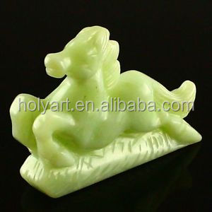 hot sale high quality carved jade horse