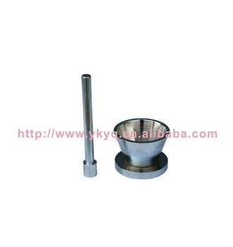 Stbhm 1 Stainless Steel Saturated Surface Dry Mould And Tamping Rod