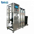 SS 304 small RO water treatment plant 3000 GPD 500 LPH RO Industrial Water Purifier Reverse Osmosis Plant System