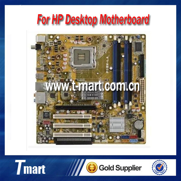 High quanlity Desktop Motherboard For HP P5BW-LA LGA 775 DDR2 5188 - 6241 5188 - 4383 965 G Mother board