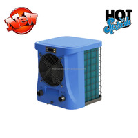 Hotsplash new for 2016 2.5kw smallest heat pump portable for air whirlpools