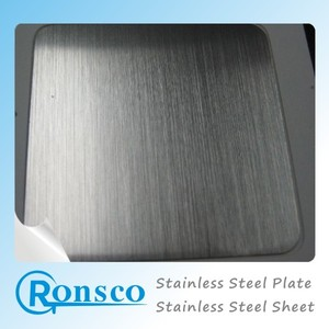 inconel 610/671 alloy steel plate from Ronsco China