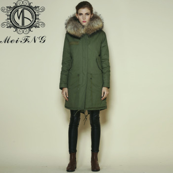 Pretty Green Parka Sale Winter Canada Womens Green Parka M002-06 ...