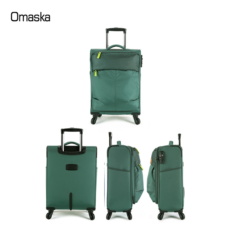 unique style set fashionable luggage bag newest cheap travel