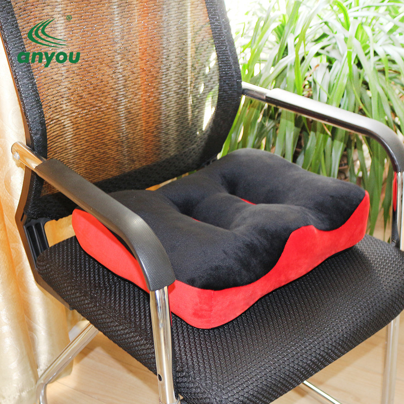 Newest Office Chair Coccyx Orthopedic Memory Foam Seat Cushion
