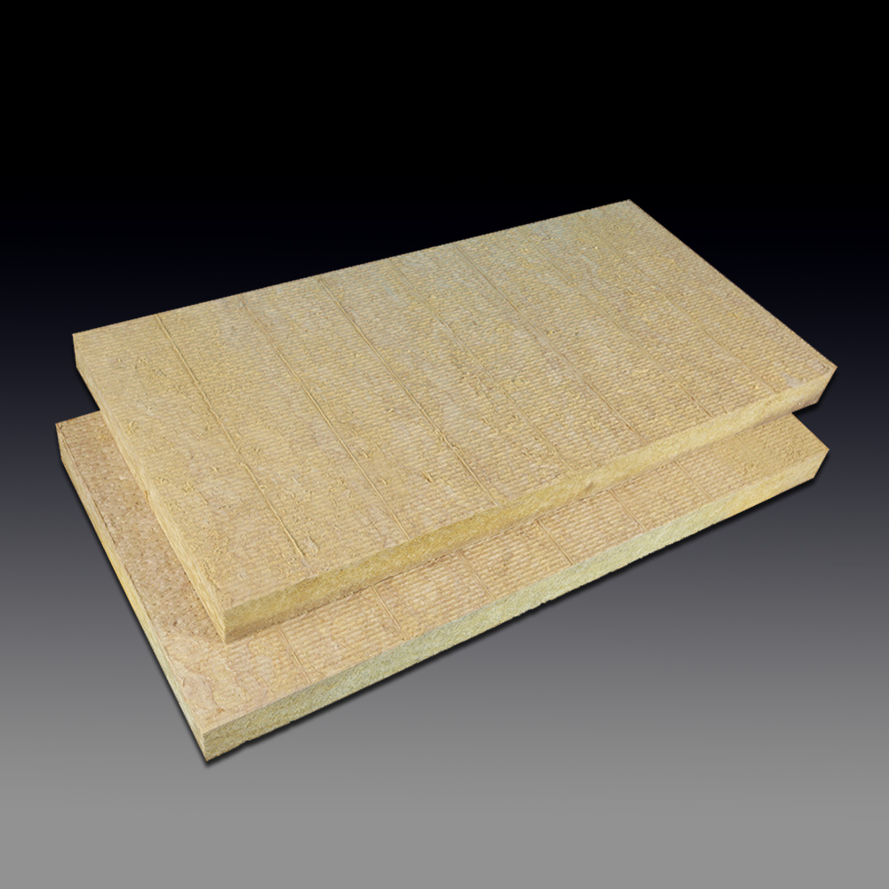 Rock Wool 30mm t-rock 50 Thickness 80kg/m3 Price Mineral Wool Well Product Used for the Duct-lining