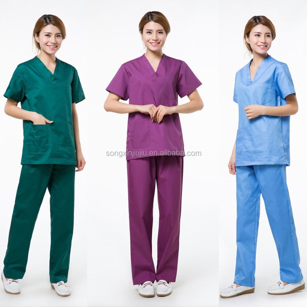 Arbeitskleidung Und Uniformen Verzeichnis von Medizinische