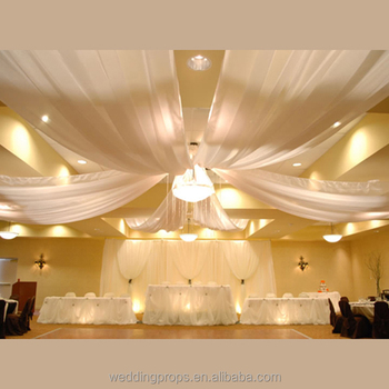 Backdrop Ceiling Draping Kit Canopy Ceiling Drapes For Wedding