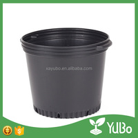 Durable Large Plastic Flower Planters for Container Gardening Ideas
